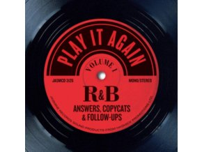 VARIOUS ARTISTS - Play It Again - R&B Answers. Copycats & Follow-Ups. Vol. 1 (CD)