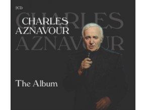 CHARLES AZNAVOUR - The Album (CD)