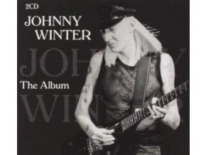 JOHNNY WINTER - The Album (CD)