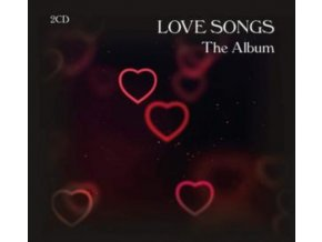 VARIOUS ARTISTS - Love Songs - The Album (CD)