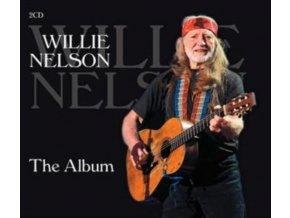 WILLIE NELSON - The Album (CD)