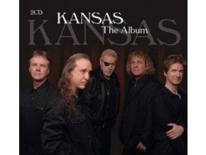 KANSAS - The Album (CD)