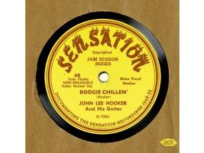 JOHN LEE HOOKER - Documenting The Sensation Recordings 1948-1952 (CD)