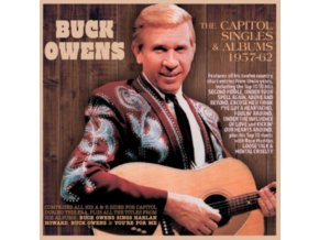 BUCK OWENS - The Capitol Singles & Albums 1957-1962 (CD)