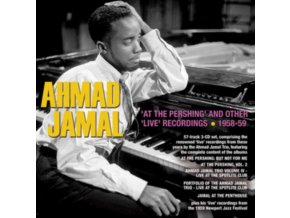 AHMAD JAMAL - At The Pershing And Other Live Recordings 1958-1959 (CD)