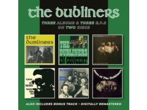 DUBLINERS - The Dubliners / In Concert / Finnegan Wakes / In Person + Mainly B (CD)