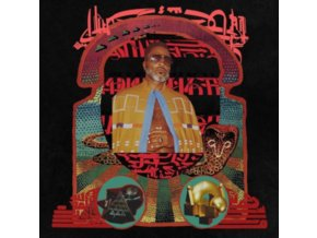 SHABAZZ PALACES - The Don Of Diamond Dreams (CD)