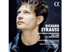 KRZYSZTOF URBANSKI / NDR ELBPHILHARMONIE ORCHESTRA - Strauss: Also Sprach Zarathustra. Don Juan. Till Eulenspiegel (CD)