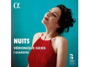 VERONIQUE GENS / I GIARDINI - Nuits (CD)