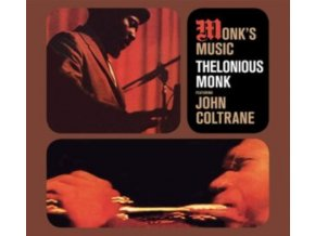 THELONIOUS MONK & JOHN COLTRANE - Monks Music (Feat. John Coltrane) (+5 Bonus Tracks) (CD)