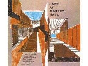 CHARLIE PARKER - Jazz At Massey Hall (+1 Bonus Track) (Centennial Celebration Collection) (CD)