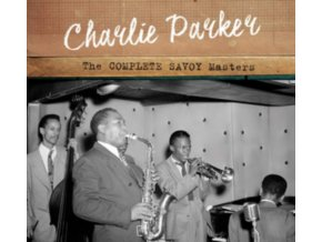 CHARLIE PARKER - The Complete Savoy Masters (Centennial Celebration Collection) (CD)