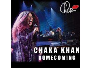 CHAKA KHAN - Homecoming (CD)
