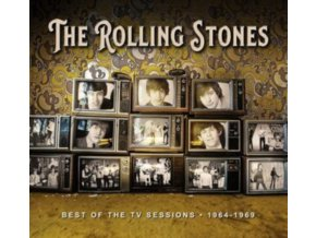 ROLLING STONES - Best Of The TV Sessions 1964-1969 (CD)