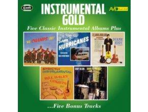 VARIOUS ARTISTS - Champs / Johnny & Hurricanes / Duane Eddy / Bill Haley / Sandy Nelson (CD)