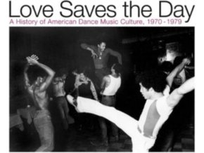 VARIOUS ARTISTS - Love Saves The Day: A History Of American Dance Music Culture 1970-1979 (CD)