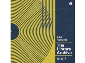 ATA RECORDS - The Library Archive. Vol. 1 (CD)