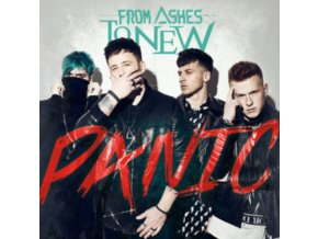 FROM ASHES TO NEW - Panic (CD)