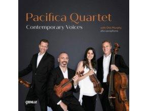 PACIFICA QUARTET / MURPHY - Contemporary Voices (CD)