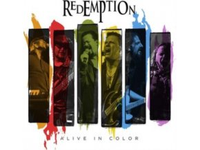 REDEMPTION - Alive In Color (CD + DVD)