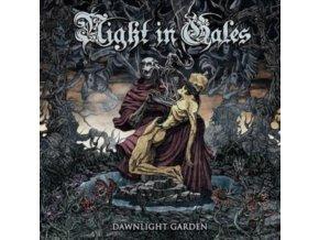 NIGHT IN GALES - Dawnlight Garden (CD)