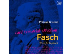 PHILIPPE GRISVARD - Cfc Fasch: Works For Keyboard (CD)