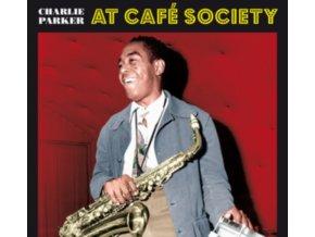 CHARLIE PARKER - Cafe Society (+1 Bonus Track) (CD)