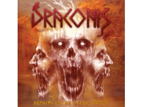 DRACONIS - Anthems For An Eternal Battle (CD)