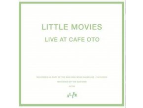 LITTLE MOVIES - Live At Cafe Oto (CD)
