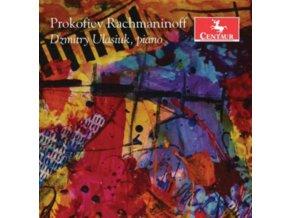 DZMITRY ULASIUK - Prokofiev & Rachmaninoff: Piano Works (CD)