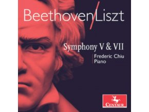 FREDERIC CHIU - Beethoven - Transcriptions For Solo Piano By Liszt (CD)