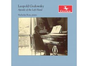 NICHOLAS ROSS - Leopold Godowsky: Apostle Of The Left Hand (CD)