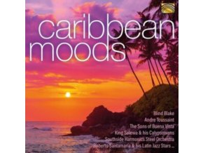 VARIOUS ARTISTS - Caribbean Moods (CD)