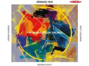 RODBERG TRIO - The Mendelssohn Siblings (CD)