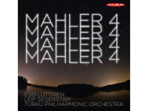 LUTTINEN / TURKU / SEGERSTAM - Gustav Mahler: Symphony No. 4 (CD)