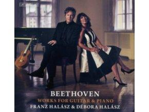HALASZ / HALASZ - Ludwig Van Beethoven: Works For Guitar And Piano (SACD)