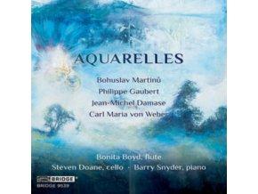 BOYD / DOANE / SNYDER - Aquarelles (CD)