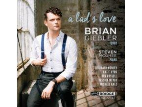 BRIAN GIEBLER / STEVEN MCGHEE - A Lads Love - Brian Giebler (CD)