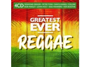 VARIOUS ARTISTS - Greatest Ever Reggae (CD)