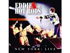 EDDIE & THE HOT RODS - New York: Live (CD)