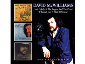 DAVID MCWILLIAMS - Lord Offaly / The Beggar And The Priest / Livins Just A State Of Mind (+Bonus Tracks) (CD)