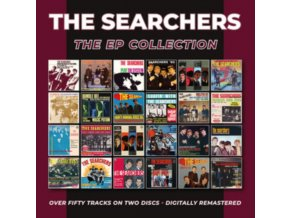 SEARCHERS - The EP Collection (CD)