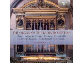 GIOVANNA RIBOLI - The Organ Of The Badia Fiorentina (CD)