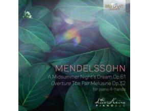 DUOKEIRA - Mendelssohn: A Midsummer Nights Dream Op.61 (CD)