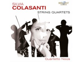 QUARTETTO NOUS - Colasanti: String Quartets (CD)