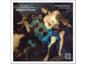 CONCERTO SCIROCCO / GIULIA GENINI - Picchi: Canzoni Da Sonar Con Ogni Sorte DIstromenti (CD)