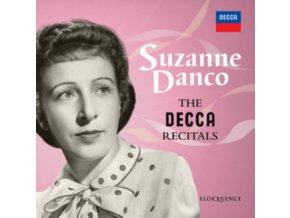 SUZANNE DANCO / VARIOUS ORCHESTRAS / ANSERMET / MUNCHINGER - Suzanne Danco - The Decca Recitals (CD)