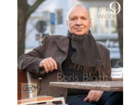 BORIS BLOCH - Piano Works Volume 9: Tchaikovsky Piano Works (CD)