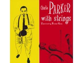 CHARLIE PARKER - Charlie Parker With Strings (CD)