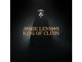 JAMIE LENMAN - King Of Clubs (CD)